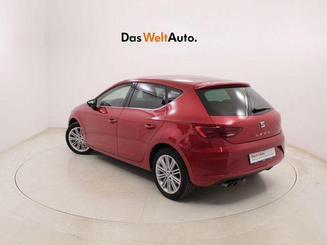 SEAT Leon 1.4 TSI 110kW ACT DSG-7 St&Sp Xcellence