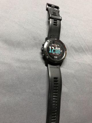 Reloj garmin fénix 5X