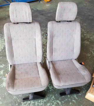 Asientos individuales y doble para VW T4