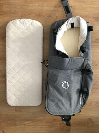 Bugaboo Cameleon 3 funda de capazo + colchón