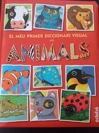 EL MEU PRIMER DICCIONARI VISUAL DELS ANIMALS