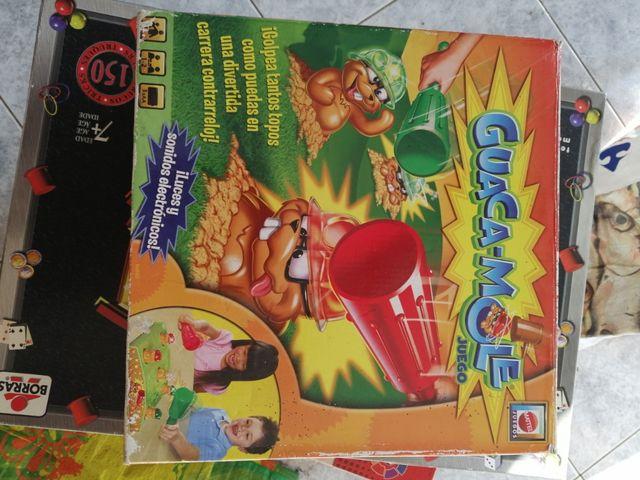 juego de mesa Guacamole original