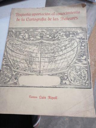 Cartografia Baleares