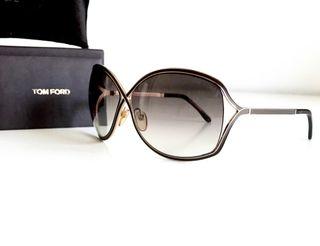 Gafas de sol Tom Ford marrones