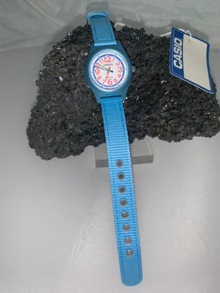 Reloj Casio sra Modelo LTR-19B-2B NUEVO