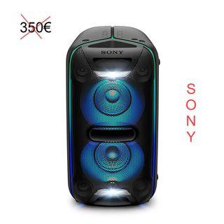 Sony Altavoz sistema audio NUEVO Precintado