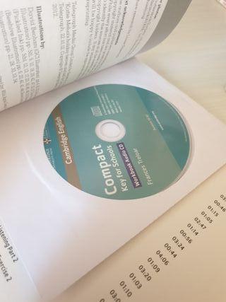 libros de inglés 6 PRIMARIA (sección) y 2 cd
