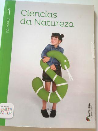 Ciencias da Natureza 1 Primaria Estrenar