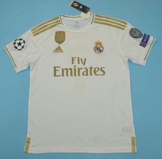 Camiseta Real Madrid 2020 Champions