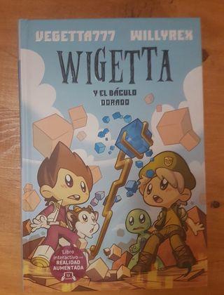 Libro Infantil Wigetta