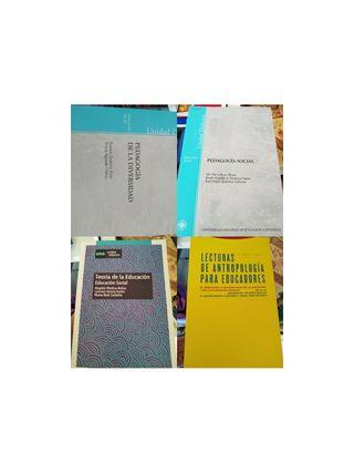 libros uned educación social