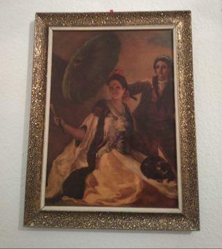 Cuadro Goya