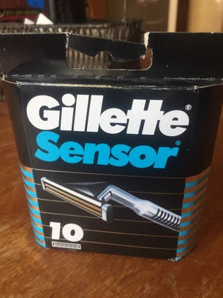 Cuchillas Gillette