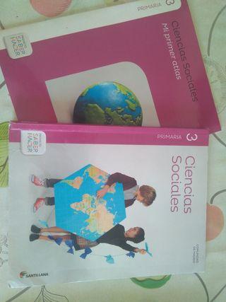libros sociales tercero primaria