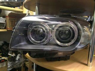 BMW E87 Faros de xenón