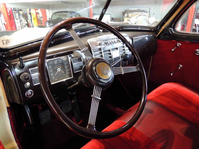 Cadillac LaSalle Opera Coupé 1938