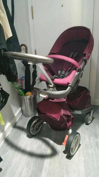Carro de bebé Stokke Xplory morado
