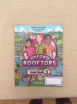 Libro de inglés de 5º de primaria