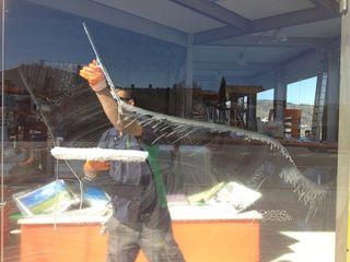 limpieza de cristales Consulten, económico