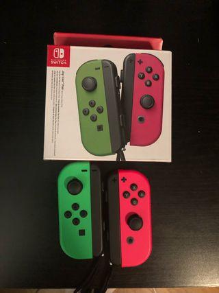 Joy con Nintendo Switch