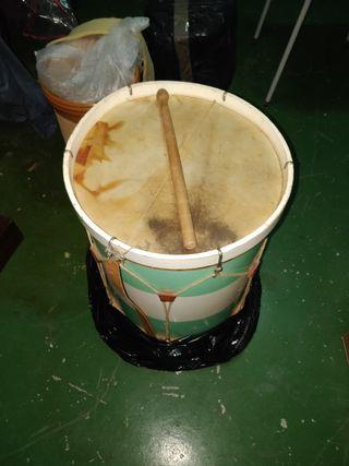 tambor rociero en buen estado
