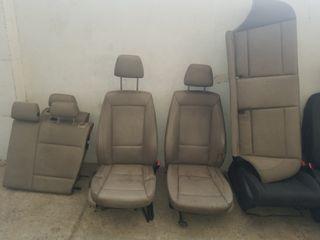 asientos de piel Bmw serie 1 2007