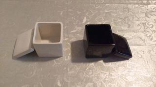 juego cajas cerámica