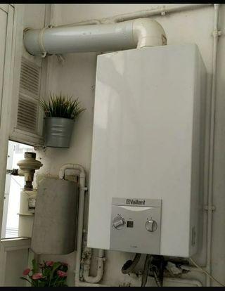 Calentador de agua (termo) de gas