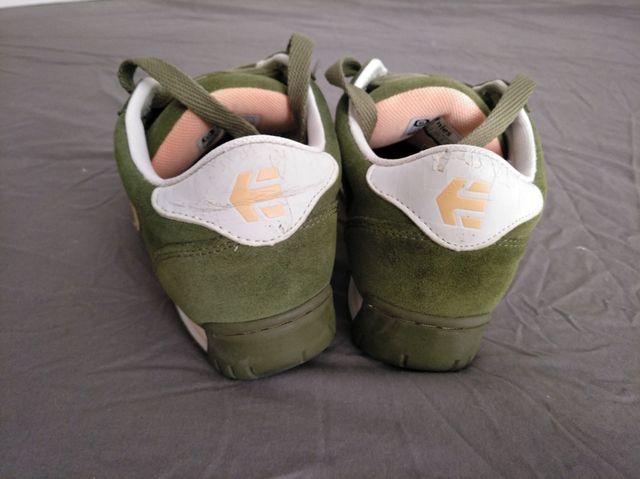 zapatillas Etnies verdes