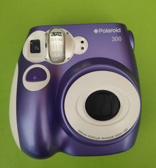 Polaroid 300 morada