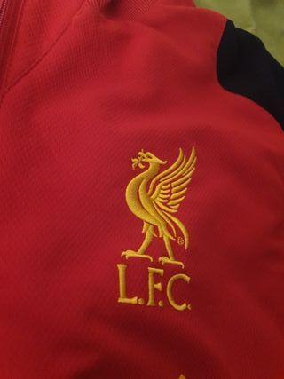 Liverpool FC entrenamiento