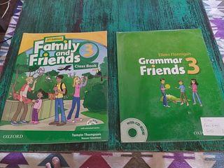 Libros inglés 3 primaria