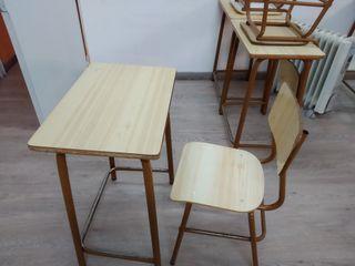 mobiliario formación