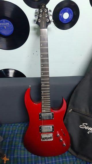 Guitarra Electrica Sonora Interceptor Greg Bennett