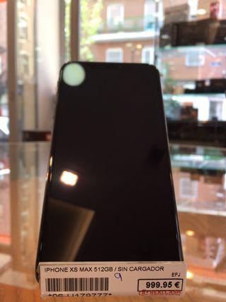 IIPHONE XS MAX 512 GB