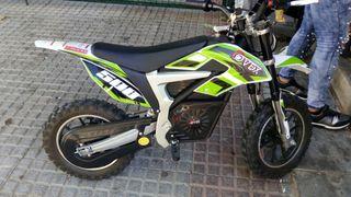 moto electrica ovex 500