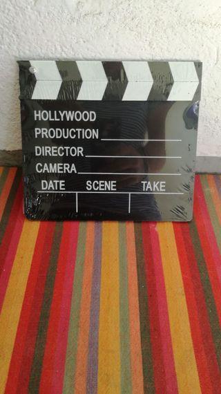 Pack 17 Claquetas de cine
