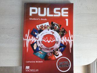 Libro de Inglés 1 ESO de MACMILLAN(Student'book)