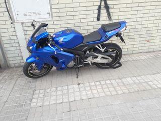 Motos Moto Honda Cbr 600 De Segunda Mano En Wallapop