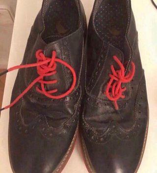Zapato Oxford el ganso