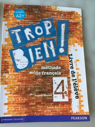 Libro de Francés 4 eso
