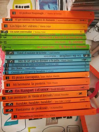 Libros Barco de Vapor