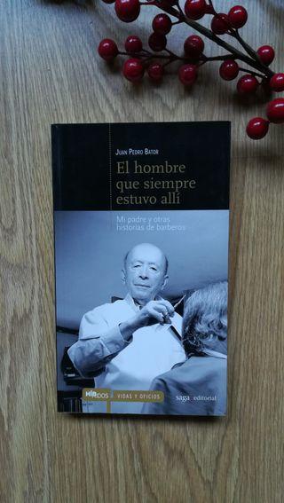 Mi padre y otras historias de barberos. Navarra.