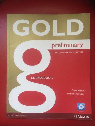 GOLD preliminary B1 Libro de Ingles