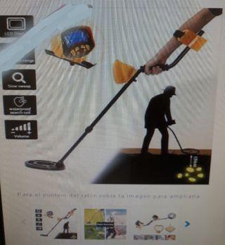detector de metales son nuevos digitales