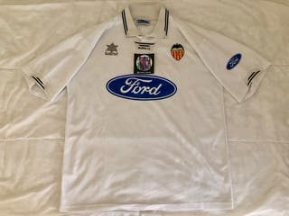 Camiseta Vintage Luanvi Valencia CF 95-96 L/XL