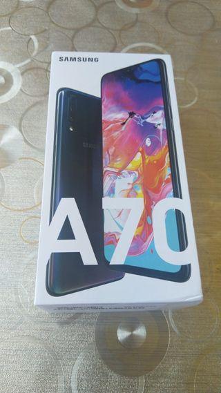 Samsung Galaxy A70 nuevo a estrenar
