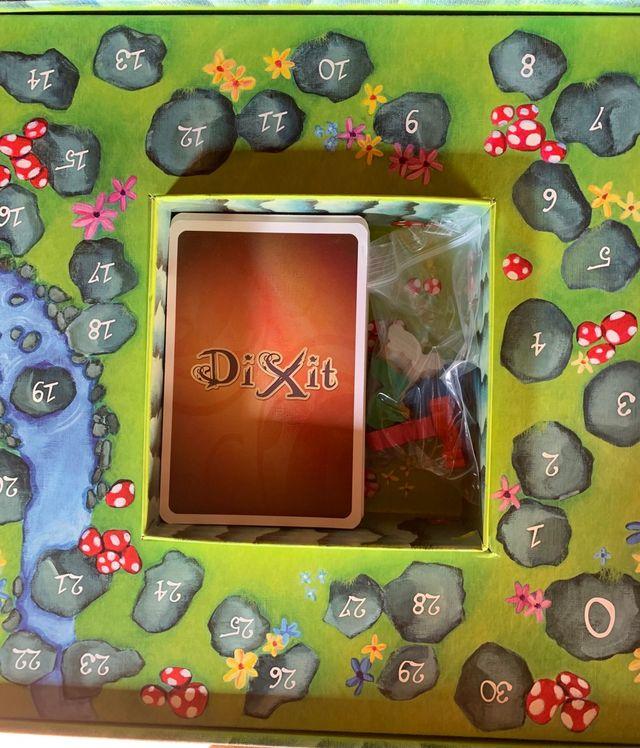 DIXIT: Juego de mesa niños/as