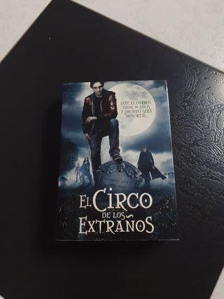 """""""El Circo de los Extraños"""", de Darren Shan"""