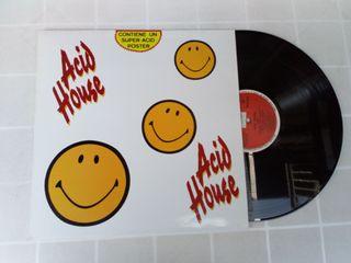 Vinilo LP ACID HOUSE (CON POSTER)